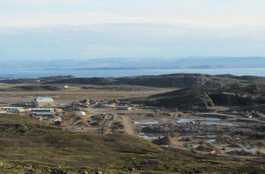 Scene of Iqaluit