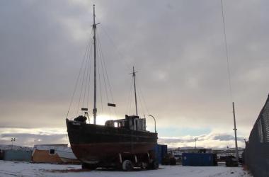Boat timelapse