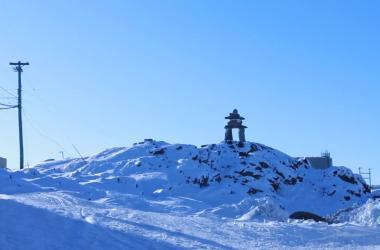 Rankin Inlet Inukshuk