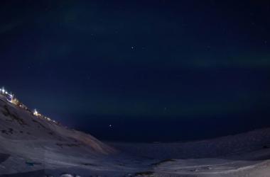 Meteors / Northern Lights